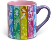 Disney - Princess Panel 14oz Ceramic Mug