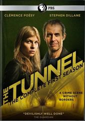 The Tunnel - Complete 1st Season (3-DVD)