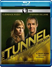 The Tunnel - Complete 1st Season (Blu-ray)
