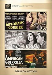 Diplomatic Courier / Love Is News / American
