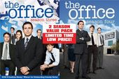 Office (USA) - Seasons 3 & 4 (8-DVD)