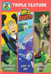 Wild Kratts Triple Feature: Predator Power / Lost