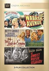 Betty Grable Set (Wabash Avenue / That Lady In