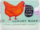 Mother Fucking Girl Power - Luxury Soap