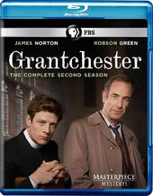 Grantchester - Complete 2nd Season (Blu-ray)