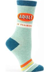 Adult in Training - Women's Crew Socks