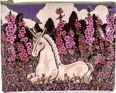 Unicorn - Zipper Pouch