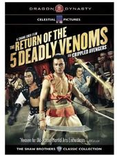 Return of the 5 Deadly Venoms