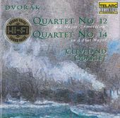 "Dvorak: Quartet No. 12 ""American"" & Quartet No. 14"