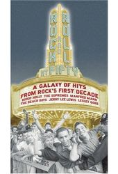 Rock and Roll at Fifty: A Galaxy of Hits from