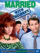 Married... With Children - Season 2 (3-DVD)