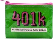 401K Retirement Plan - Coin Purse
