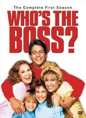 Who's The Boss? - Complete 1st Season (3-DVD)