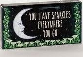 You Leave Sparkles Everywhere You Go - Gum