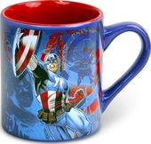 Marvel Comics - Captain America - 14oz Ceramic Mug