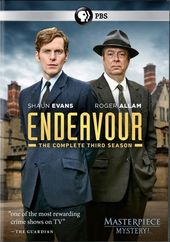 Endeavour - Complete 3rd Season (2-DVD)