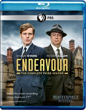 Endeavour - Complete 3rd Season (Blu-ray)