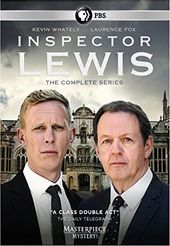 Inspector Lewis - Complete Series (18-DVD)
