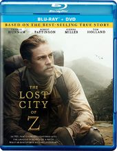 The Lost City of Z (Blu-ray + DVD)