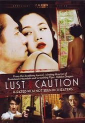 Lust, Caution (R Rated Version) (Mandarin,