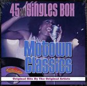 Motown Classics: 45RPM Singles Box (20 Songs)