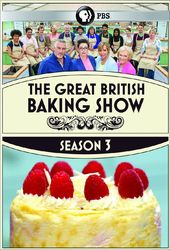 The Great British Baking Show - Season 3 (3-DVD)