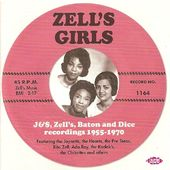 Zell's Girls: J&S, Zell's, Baton and Dice