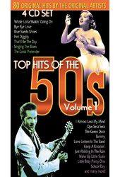 Top Hits of the 50s (4-CD)