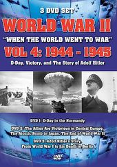 World War II, Volume 4 1944-1945 (3-DVD)