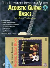 Acoustic Guitar Basic Megapack (Includes Book &
