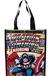 Marvel Comics - Captain America - Madbomb Small