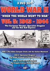 World War II: When the World Went to War, Volume
