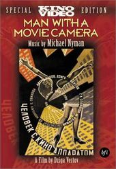 Man With a Movie Camera (Remastered by the BFI,