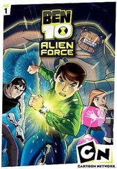 Ben 10 Alien Force - Season 1, Volume 1