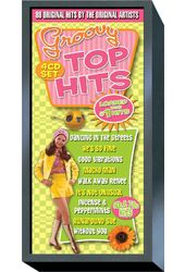 Groovy Top Hits (4-CD Box Set)