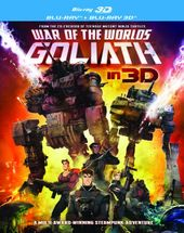 War of the Worlds: Goliath 3D (Blu-ray)