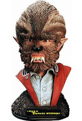 I Was a Teenage Werewolf - Prepainted Bust
