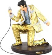 Elvis Presley - Gold Suite - Figurine