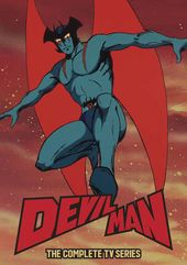 Devil Man - Complete TV Series (5-DVD)