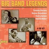 Big Band Legends (4-CD)