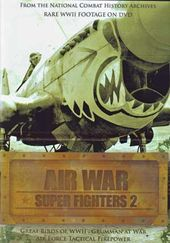 WWII - Air War: Super Fighters 2