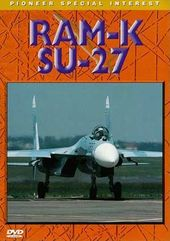 Aviation - Ram-K Su-27 Fighter Jet
