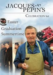 Jacques Pepin's Celebration Set - Easter /