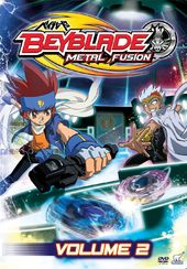 Beyblade: Metal Fusion - Vol. 2