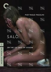 Salo, Or The 120 Days of Sodom (Criterion