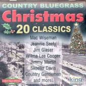 20 Country Bluegrass Christmas Song
