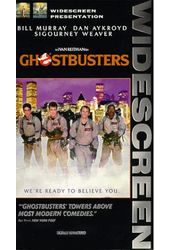 Ghostbusters (Widescreen)