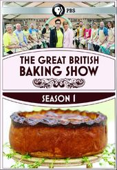 The Great British Baking Show - Season 1 (3-DVD)