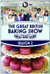 The Great British Baking Show - Season 2 (3-DVD)