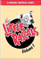 The Little Rascals, Volume 1: 10 Original